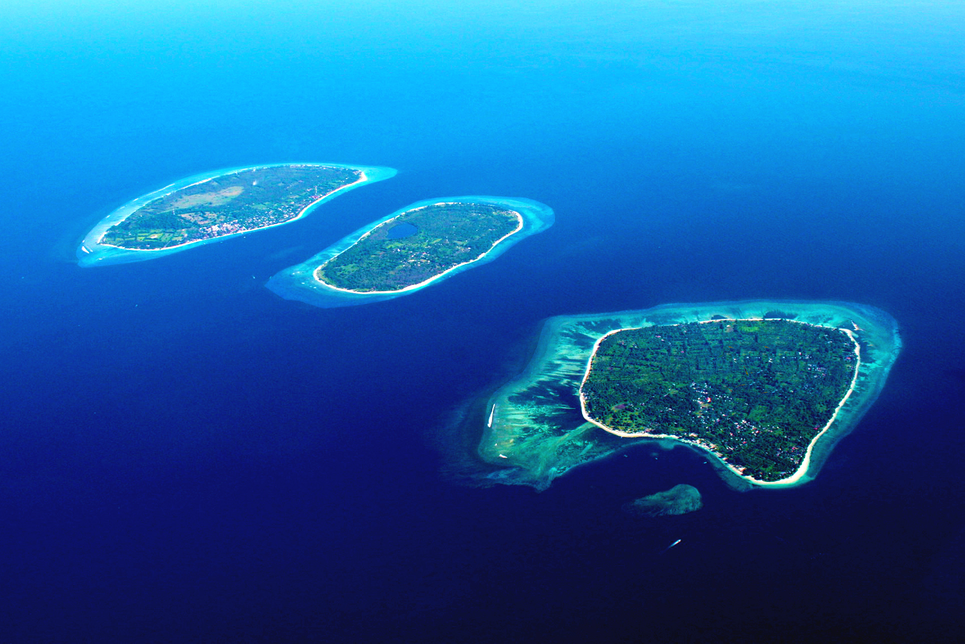 INDONESIA: LE TRE ISOLE GILI