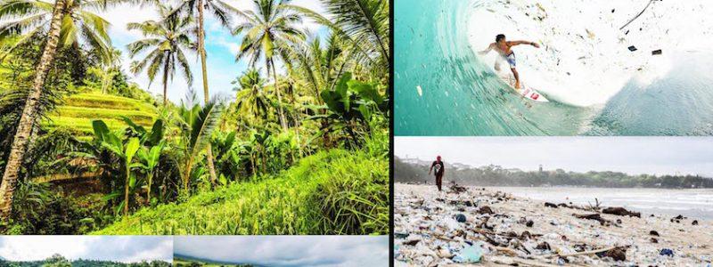 le due facce dell'isola di Bali: un paradiso terrestre distrutto dall'essere umano ma ancora pieno di energia