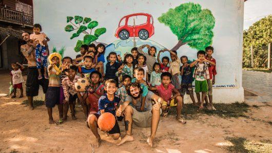 Cambogia: come e dove fare volontariato, insegnare inglese