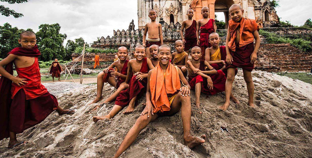 Viaggio alla scoperta del Myanmar-Italianbackpacker