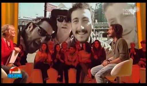 Ilmondoinsieme tv show : Antonio Di Guida ospite al programma condotto da Licia Colo'