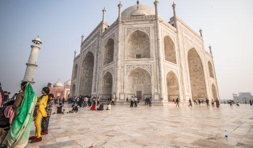 Taj Mahal: La storia di un grande ed eterno amore